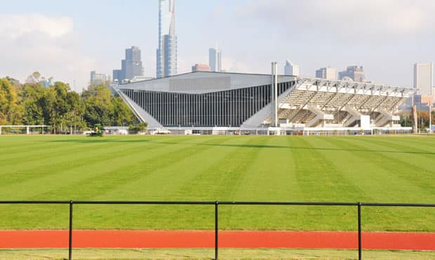 The Olympic Park Site Where Collingwood Holds Its Training Sessions Will Become Official
