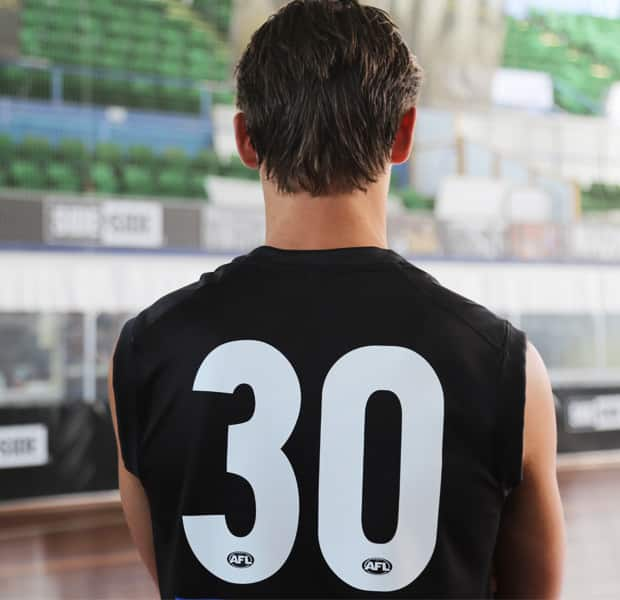 Roos back to the future with alternate jumper - AFL.com.au