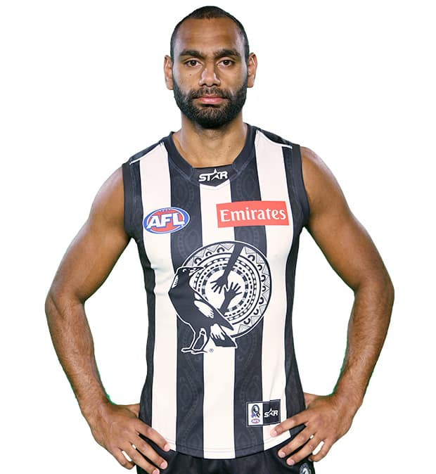 Magpies Celebrate Indigenous Round