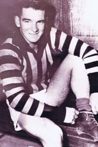 Don Walsh played six games for the club between 1954 and 1955.