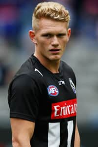 Treloar cleared of training injury collingwoodfccomau
