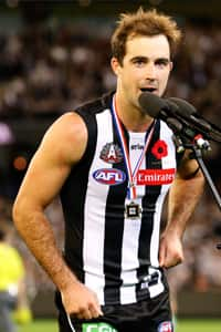An ANZAC Day Medal in round five proved the highlight of a consistent season by vice captain Steele Sidebottom.