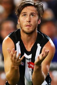Tom Phillips is the AFL Rising Star nominee for round nine.