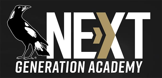 Collingwood's Next Generation Academy is open to everyone aged between 11 and 15 living within the extended Oakleigh region.