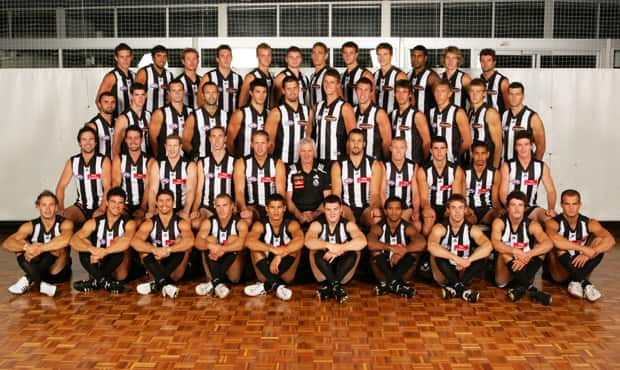 How many of the Magpies of 2008 can you name? - Collingwood,Collingwood Magpies