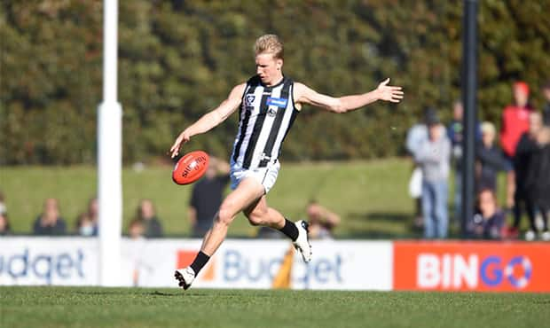 - Collingwood,Collingwood Magpies,VFL