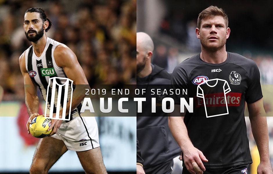 End of Season Auction