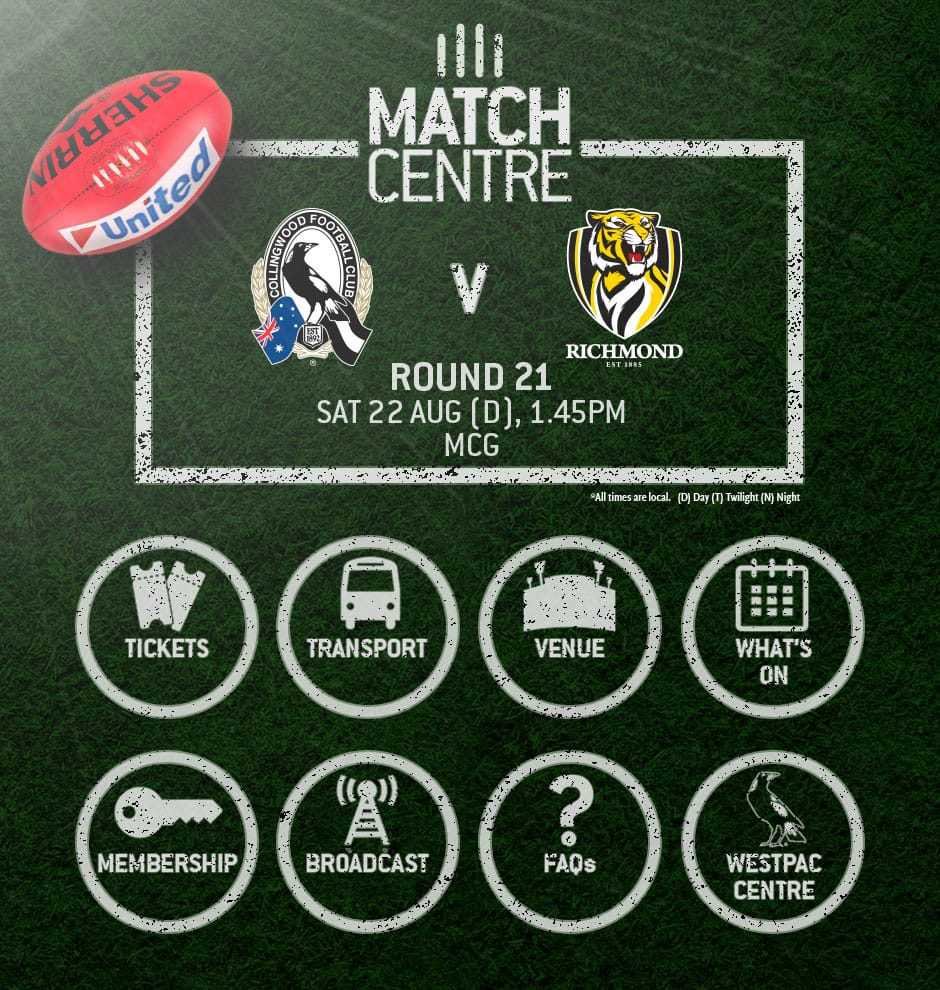 Round 21 V Richmond