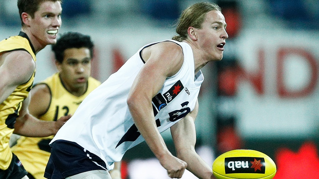 Cooper Stephens set to miss U18 carnival with fractured leg - AFL,Draft,Tag-Draft,Under-18s