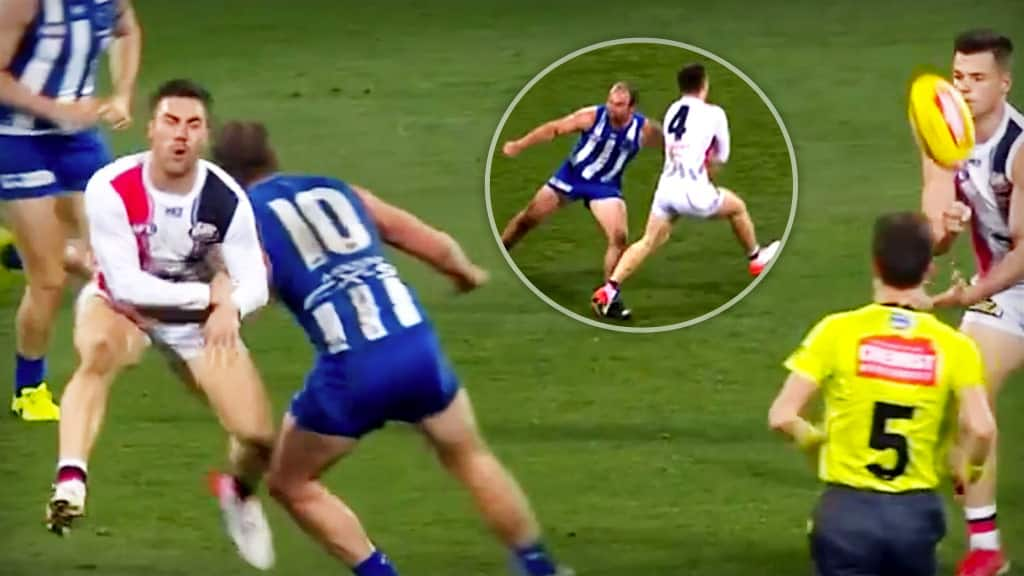 Star Roo accepts $5K whack for fourth striking charge, nine players fined