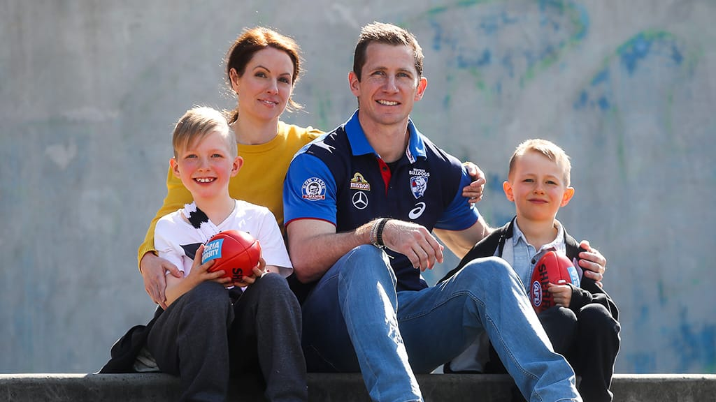Bulldogs' bionic man retires after remarkable 15-year career