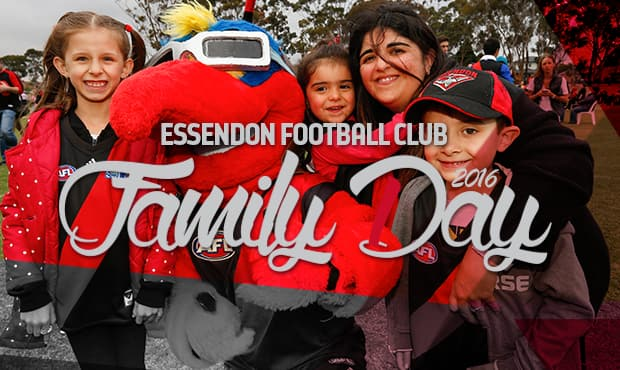Come join us for this year's Family Day!