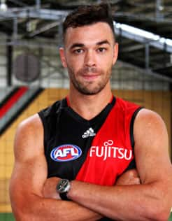 Crowley joins the Bombers after 188 games with Fremantle.