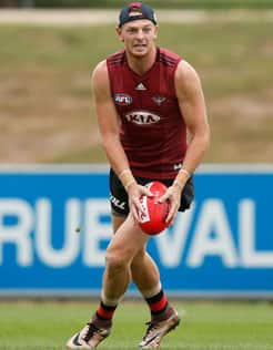 Goddard will Captain the Bombers in 2016.