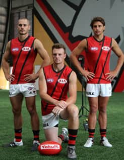 The Bombers launched the Guernsey yesterday.