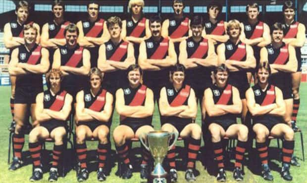 Essendon's 1984 Grand Final win snapped a 19 year premiership drought.