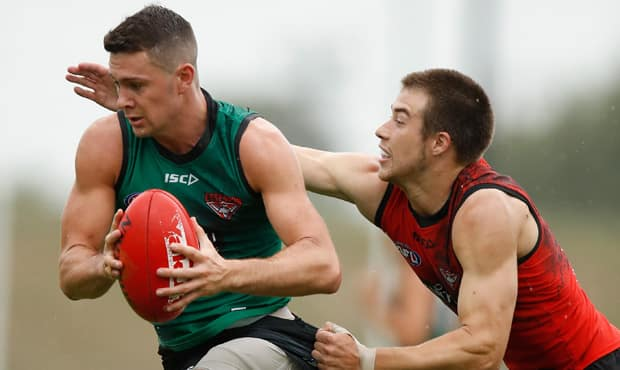 Conor McKenna says he never wanted to leave Essendon at the end of 2017.