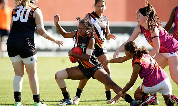 NT thunders into VFL Women's competition