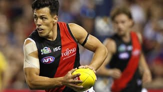 Stats Files: Is new Bomber the AFL's turnover king?