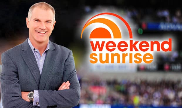 Channel 7's Weekend Sunrise sports presenter, Simon Reeve reflects on where it all started.