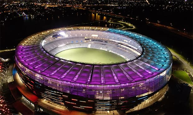 Fremantle fans can expect a sensational spectacle on Saturday night against the Bombers. - Perth Stadium,Fremantle Dockers,Fremantle