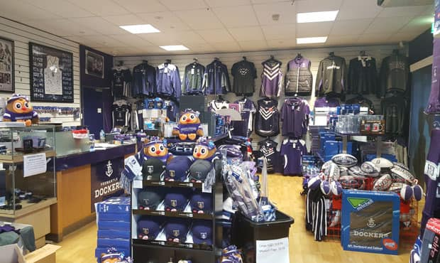 The Team Store is the place to go for Christmas gift ideas!