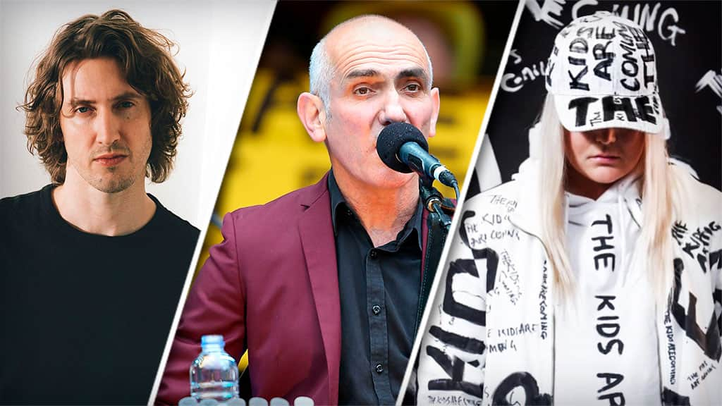 Singer-songwriter Dean Lewis, music icon Paul Kelly, and pop sensation Tones and I will all feature in the Grand Final entertainment - AFL,Grand Final