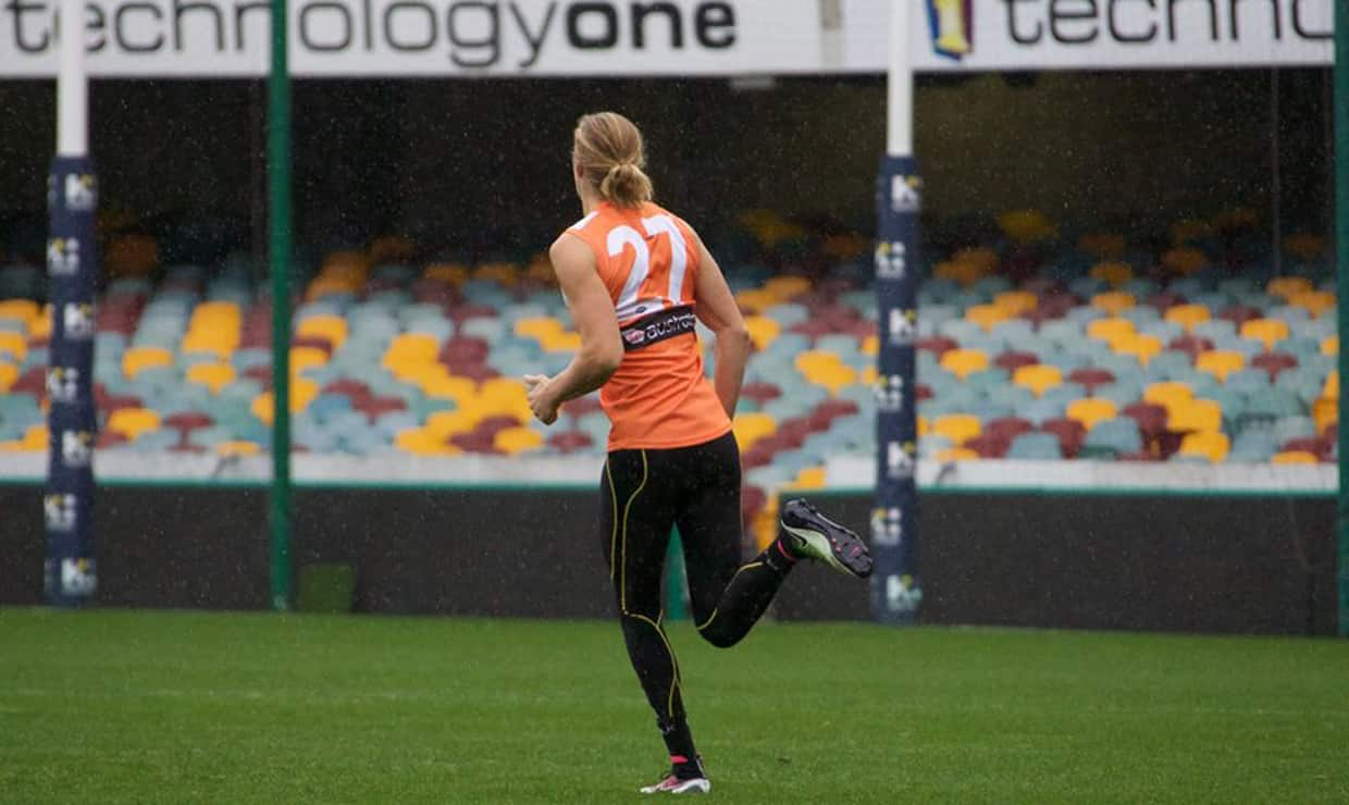 Don't miss the GIANTS open training at the Gabba on Friday afternoon.