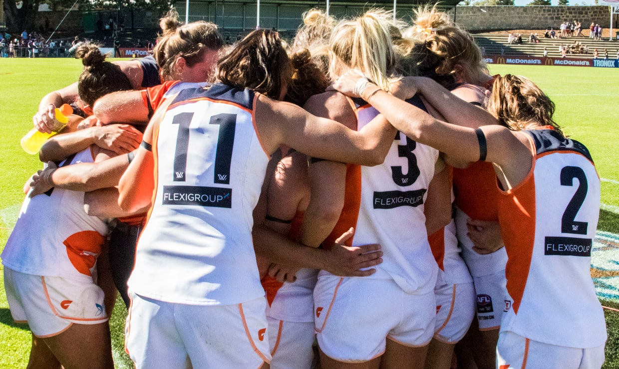 The GIANTS will go into their clash with the Western Bulldogs with the same 23 players that beat Fremantle last weekend. - GWS Giants,AFLW,Western Bulldogs,UNSW Canberra Oval