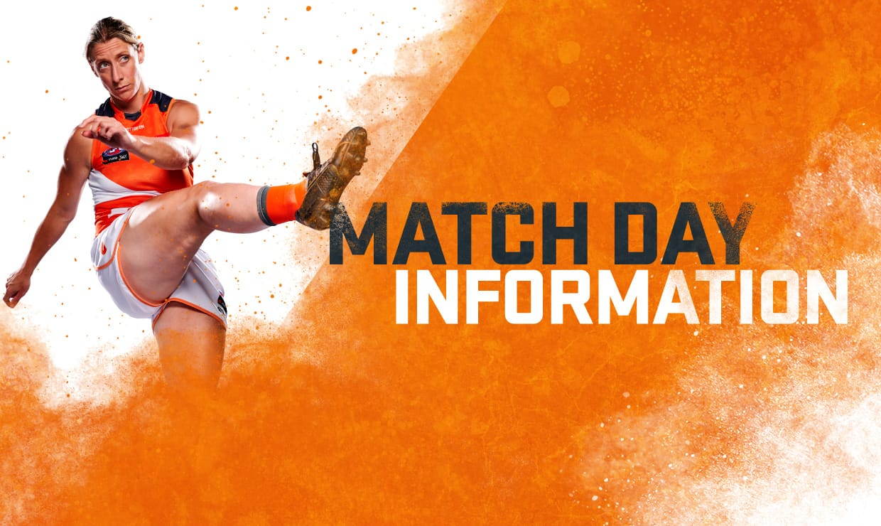 Friday night's match at Blacktown International Sportspark is the biggest in the GIANTS' short AFLW history. - AFLW,Blacktown International Sportspark,GWS Giants,Brisbane Lions