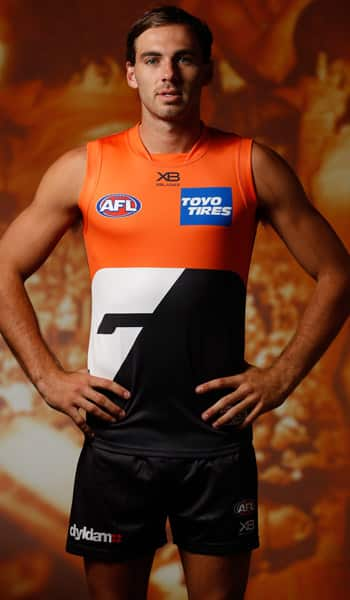 Jeremy Finlayson will remain a GIANT until at least the end of 2020. - AFL,GWS Giants,Jeremy Finlayson