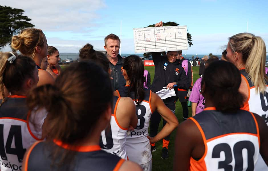 GIANTS Remain Undefeated in VFLW