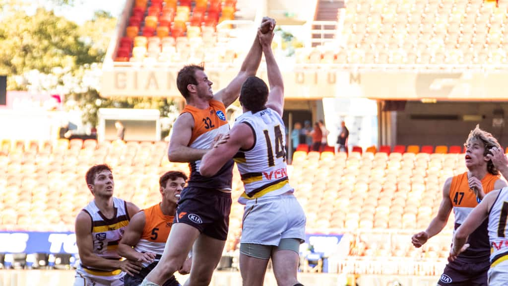 Young GIANTS Impress in NEAFL Loss