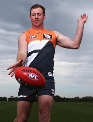 Steve Johnson will play his first game for the GIANTS on Friday night.