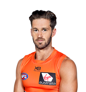 Callan Ward of the GWS Giants