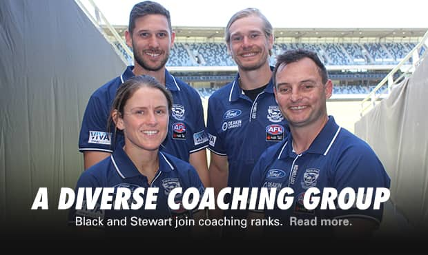 AFLW Coaching Group