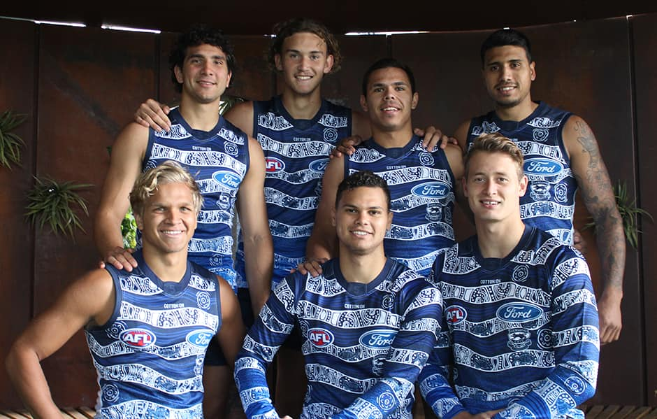 Geelong's rich history of Indigenous footballers