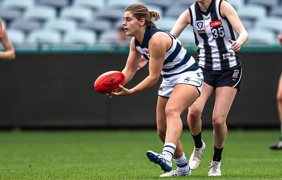 VFLW: Cats fall to Magpies