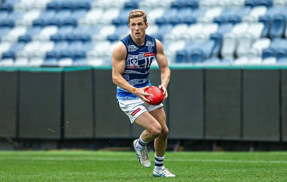 Scott Selwood will step out for his fifth VFL outing this season.  - Geelong Cats,VFL