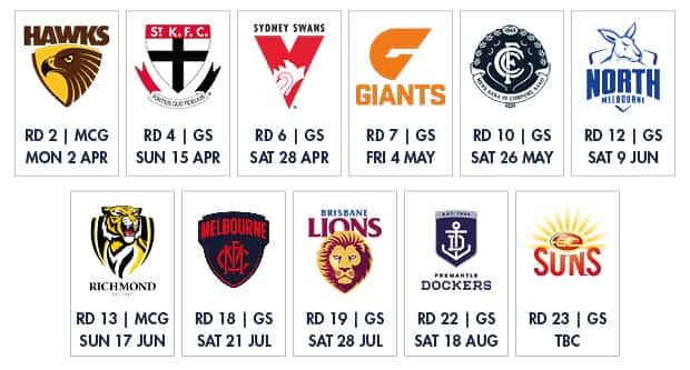 afl live pass how to watch live games