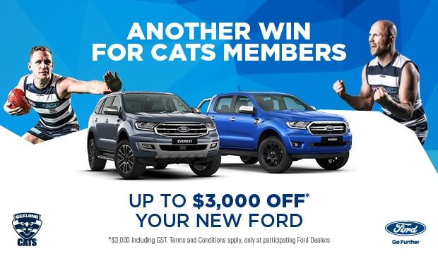 Ford Member Offer