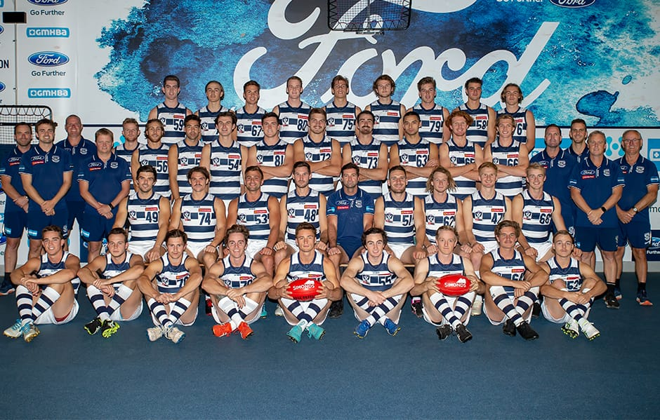 Cats finalise 2019 VFL list - geelongcats com au