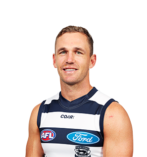 Joel Selwood of the Geelong Cats
