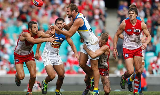 Swans made to work but prove too strong for SUNS