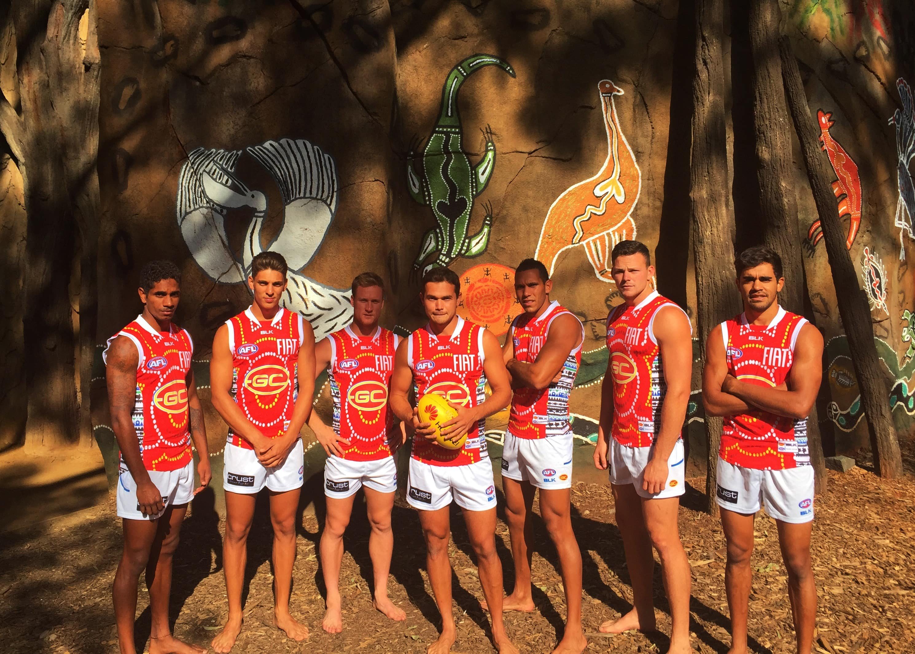 Story behind our Indigenous Guernsey - goldcoastfc.com.au