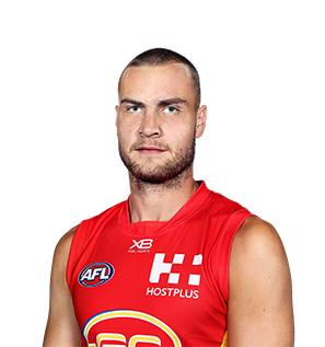 Jarrod Witts of the Gold Coast Suns