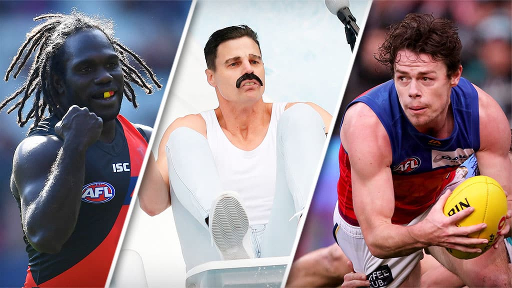 AFL Fan Awards: Favourite player, the moment, best recruit