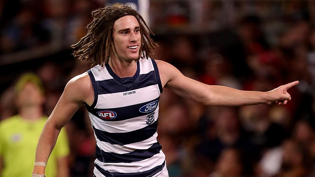 Gryan Miers is set to sign a new deal for the Cats - AFL,Geelong Cats,Contracts,Gryan Miers,Mark O'Connor