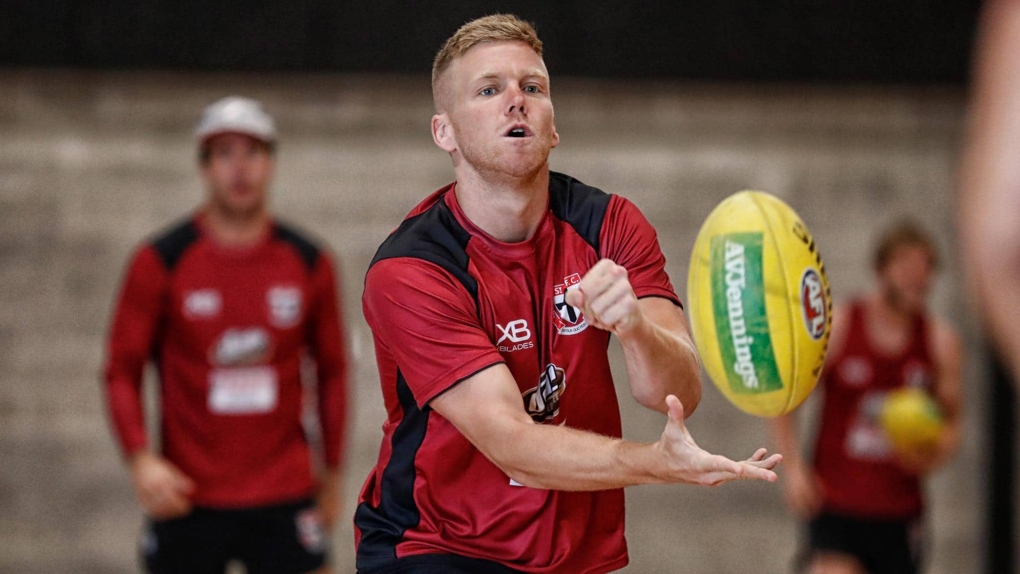 The Saints will be hoping for a change of luck for Dan Hannebery - AFL,St Kilda Saints,Dan Hannebery,Injuries