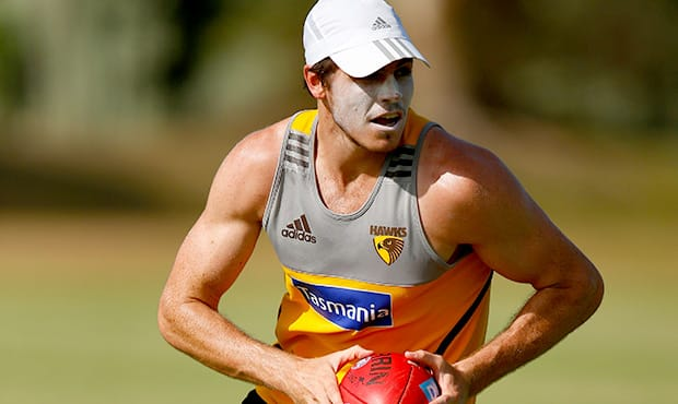 Isaac Smith says he wants to become a more consistent performer for Hawthorn in 2013.